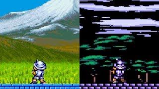 Pang / Buster Bros. - All versions gameplay HD