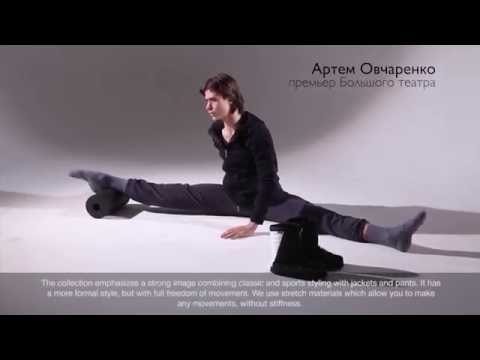 About jacket and pants from «Artem Ovcharenko» collection by Grishko