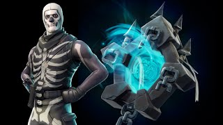 fortnite tests new skin soldier with skull #2