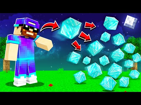 Minecraft MAIS les items drop sont multipliés par 1 Million !