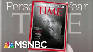 Time Picks 'The Guardians' As Its Person Of The Year | Morning Joe | MSNBC