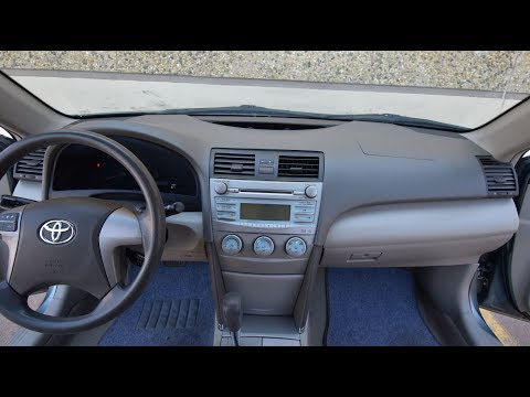 Coverlay®2007-2011 Toyota Camry Dash Cover Installation. Part# 11-711LL