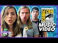 "Comic-Con 2017 Music Video – ""Get Your Comics (On the Floor)"""