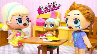 Разные Смешные мультики #25 Funny Videos Dolls LOL for Kids Surprise Мультфильмы для Детей