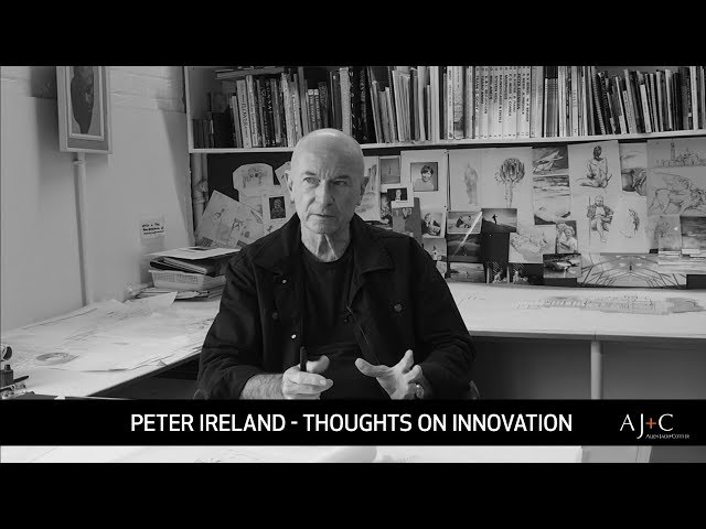 Peter Ireland - Thoughts on Innovation