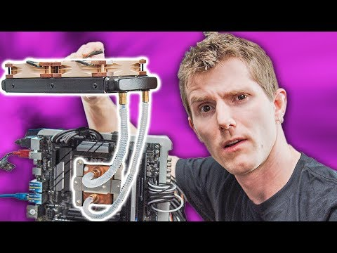 CPU Cooling with BOILING LIQUID