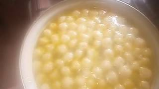 Готовим суп из  курицы и сырных шариков