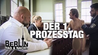Berlin - Tag & Nacht - Joe vor Gericht! #1451 - RTL II