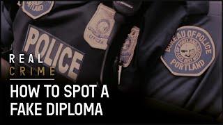 Crime Documentary | Fake Diplomas & Certificate of Deposit Fraud | Fraud Squad TV | Real Crime