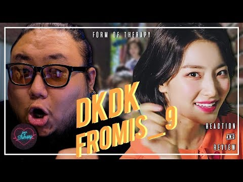 "Producer Reacts to fromis _9 ""DKDK"""