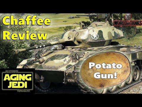 M24 Chaffee Review (2017) & 3rd Mark of Excellence - World of Tanks