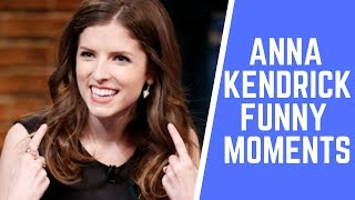 ANNA KENDRICK FUNNY MOMENTS (BEST)