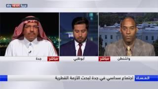 قطر تواصل تطبيق سياسة الاستقواء بالخارج