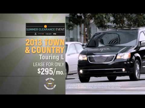 Pleasant Hills Chrysler Dodge Jeep Ram   July 2013 TV Ad
