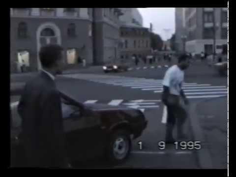Архивы 90-х: Мирная Казань. Прогулки по району.