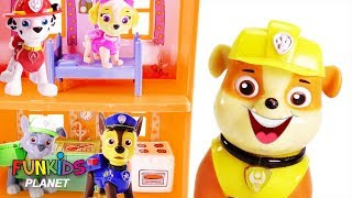 Video Paw Patrol Skye & Chase Magical Doll House with Surprises download MP3, 3GP, MP4, WEBM, AVI, FLV Agustus 2018