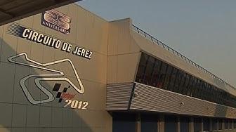 Streckenanalyse(Ideallinie) Jerez Racetrack mit Jürgen Fuchs
