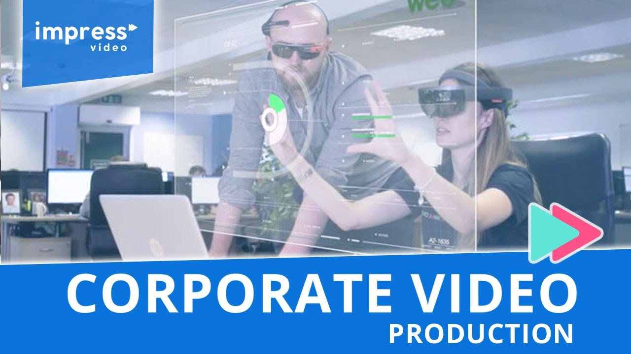 Corporate Video Production | Corporate Video Services - Impress