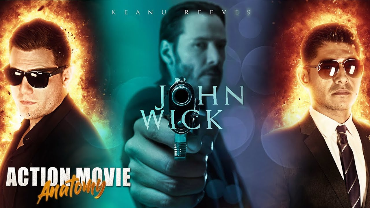 Ver John Wick (Keanu Reeves) Review | Action Movie Anatomy en Español