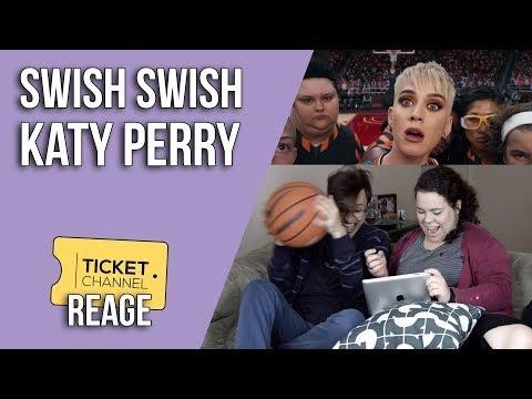 🔴 Katy Perry - Swish Swish ft. Nicki Minaj -   - TICKET REAGE 5