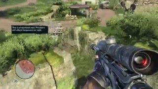 Far Cry 3 - Paint It Black - Mission Walktrough