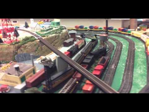 PVMR Trains in Paradise