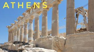 ATHENS ~ GREECE 🇬🇷 《Part 1》