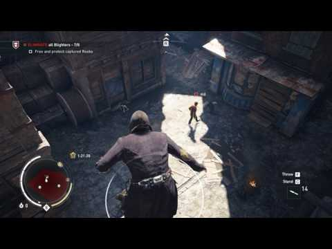 Assassin's Creed  Syndicate : Free and protect captured Rooks