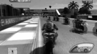 SBK 09 Gameplay Xbox 360