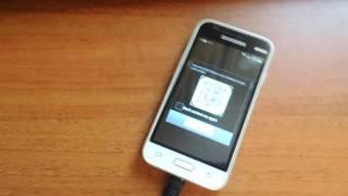 видео Samsung S3 mini (GT-I8190) сброс графического ключа