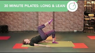 Download Video 30 Minute Pilates: Long & Lean by The Moving Body & GuavaPass MP3 3GP MP4