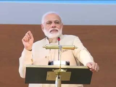 Wonderfull Speech by PM addresses Indian community in Qatar