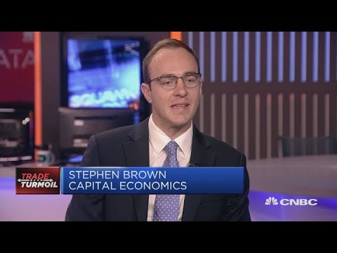 Changes in the new NAFTA mostly apply to Mexico: Economist | Squawk Box Europe