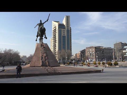 Yerevan, 05.03.20, Th, Gnunii Vernisazh, V.Mamikonyani Ardzani Mot.