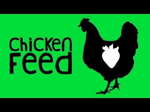 Chicken Feed - Strawberry