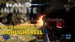 Halo Infinite Big Team Battle Highlight Reel