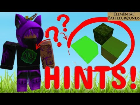 Roblox Elemental Battlegrounds New Space Element Youtube New Element Hints Roblox Elemental Battlegrounds Youtube