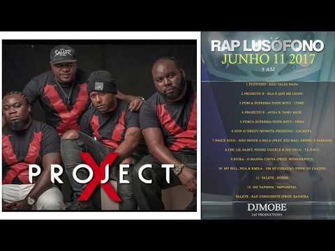 Rap - Hip Hop , Angolano , Brasileiro , Português Mix 11 Junho 2017 - DjMobe