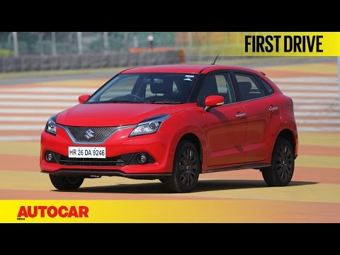 Maruti Suzuki Baleno RS | First Drive | Autocar India