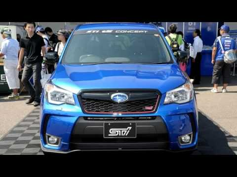 2017 Subaru Forester Ts Fuel Economy Full Review Youtube