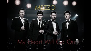 MEZZO - My heart will go on (Live at the Grand Organ Hall)