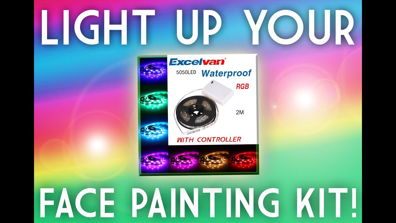 How To Light Up Your Craft N Go Paint Station Youtube