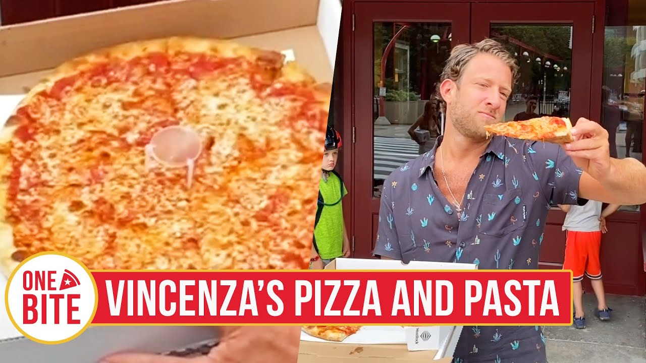 Barstool Pizza Review - Vincenza's Pizza & Pasta (Cleveland, OH)