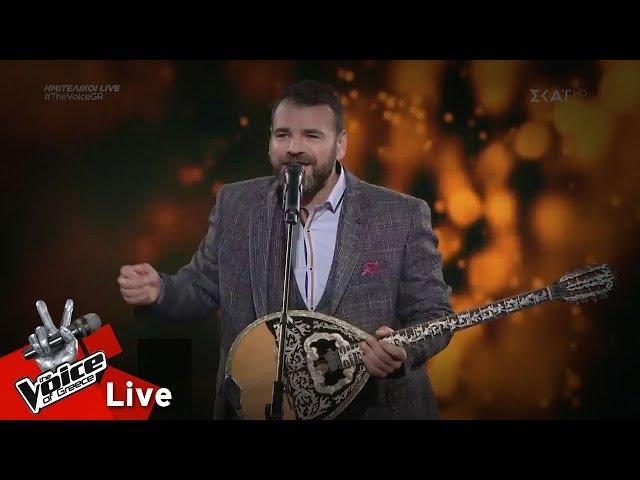 Ηρακλής Φάμελος - Τρελή κι αδέσποτη   2ος ημιτελικός   The Voice of Greece