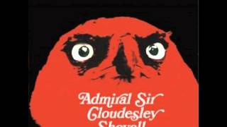 ADMIRAL SIR CLOUDESLEY SHOVELL - Day After Day