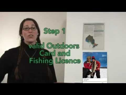 How To Use The Fishing Regulations Summary -- It's Easy!