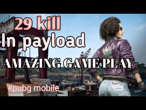 29-kill-game-play-on-pubg-mobile-in-payload-by-finisher-clan.