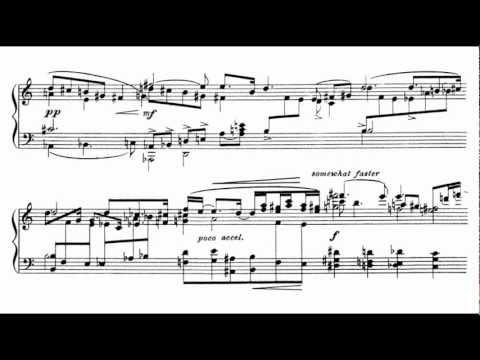 """Charles Ives - Piano Sonata No. 2 """"Concord"""" [1/4]"""