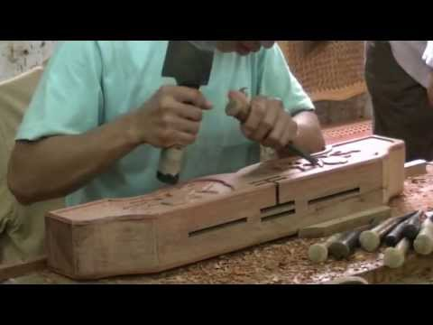 Chinese Carved Wood Furniture