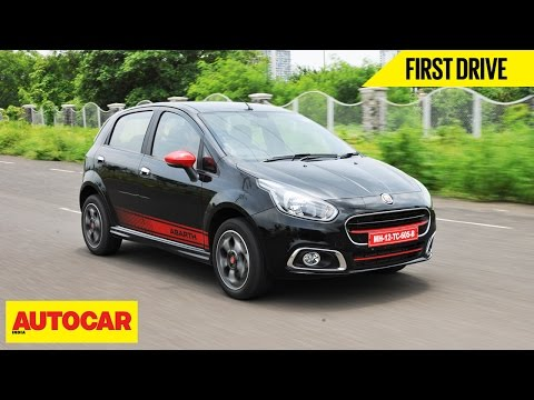 Fiat Abarth Punto Evo | First Drive | Autocar India